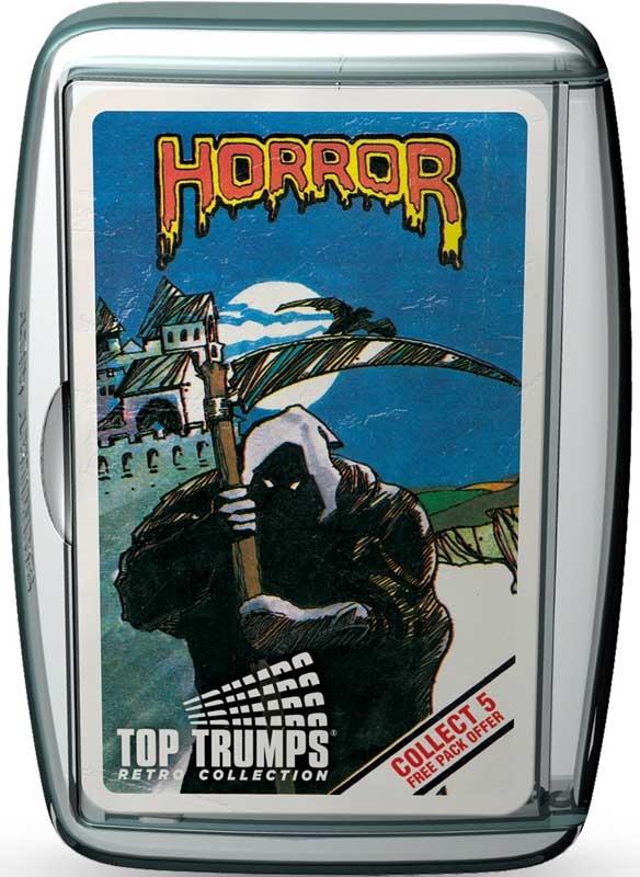 Wholesalers of Top Trumps Horror 2 Retro toys