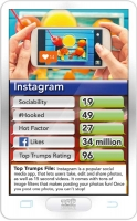 Wholesalers of Top Trumps Hottest 30 Apps toys image 4