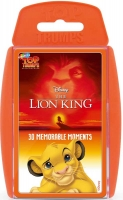 Wholesalers of Top Trumps Lion King toys image