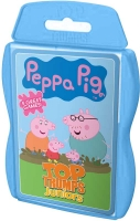 Wholesalers of Top Trumps Peppa Pig Junior toys image