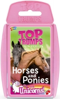 Wholesalers of Top Trumps Ponies toys image