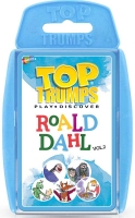 Wholesalers of Top Trumps Roald Dahl toys image