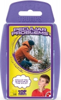 Wholesalers of Top Trumps Stem Peculiar Problems toys image