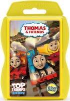 Wholesalers of Top Trumps Thomas Junior toys Tmb