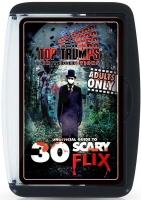 Wholesalers of Top Trumps Unofficial Guide To 30 Scary Flix toys image