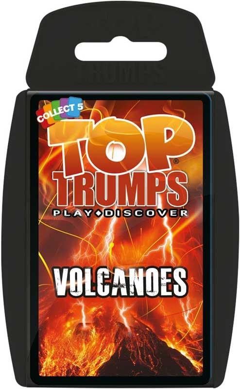 Wholesalers of Top Trumps Volcanoes toys