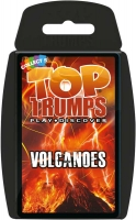 Wholesalers of Top Trumps Volcanoes toys image