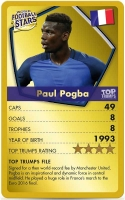 Wholesalers of Top Trumps World Football Stars - Gold Case toys image 2