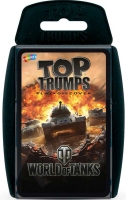 Wholesalers of Top Trumps World Of Tanks toys image