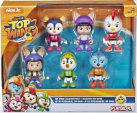 Wholesalers of Top Wing 6-character Collection Pack toys image