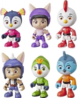 Wholesalers of Top Wing 6-character Collection Pack toys image 2