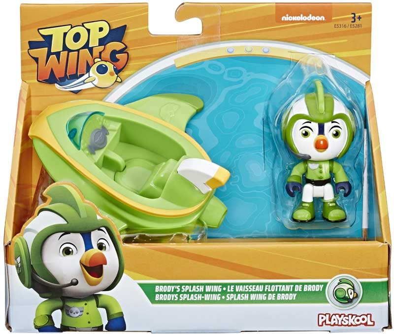 Wholesalers of Top Wing Brody Figure And Vehicle toys