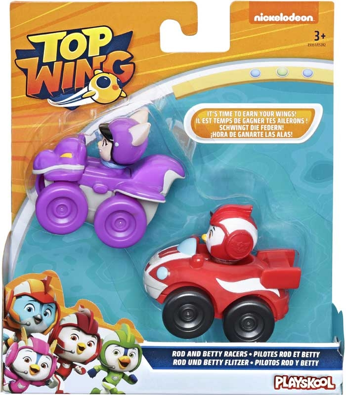 Wholesalers of Top Wing Mission Control Racers 2 Pk Ast toys