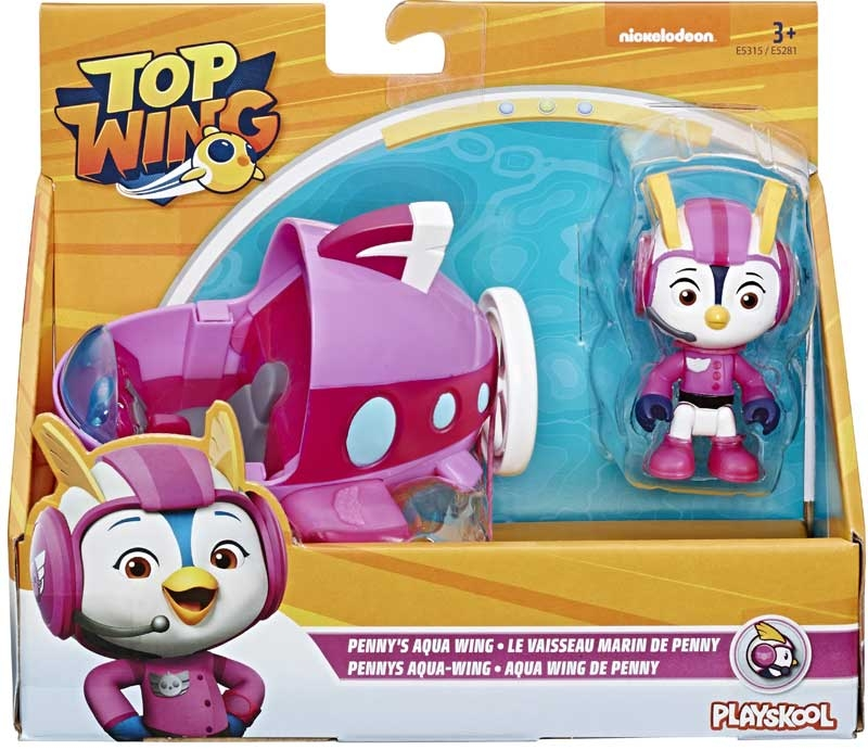 Wholesalers of Top Wing Penny Figure And Vehicle toys