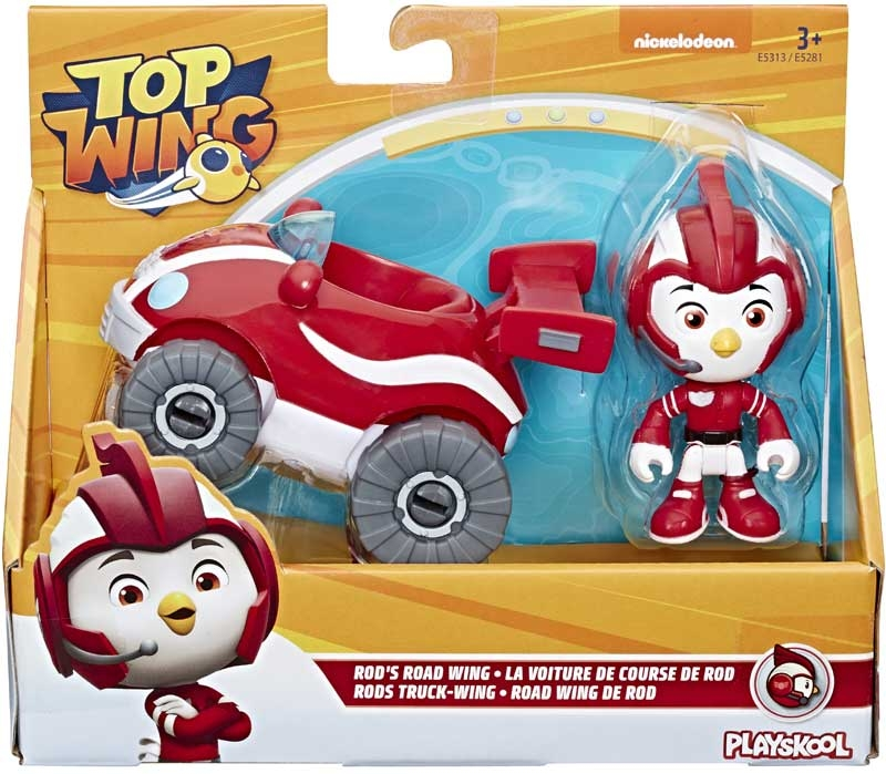 Wholesalers of Top Wing Rod Figure And Vehicle toys