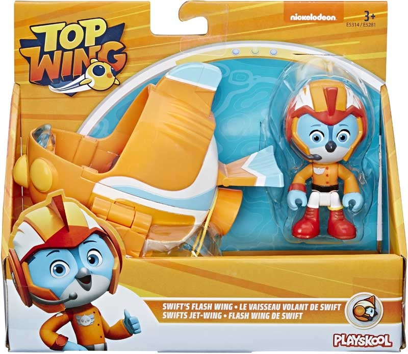 Wholesalers of Top Wing Swift Figure And Vehicle toys