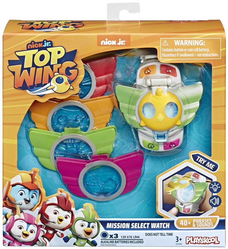 Wholesalers of Top Wings Role Play Watch toys