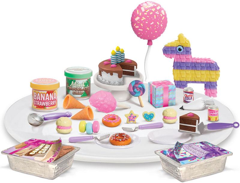 Wholesalers of Totally Tiny Birthday Set Surprise toys