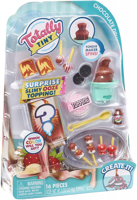 Wholesalers of Totally Tiny Cook-n-serve - Chocolate Delight toys