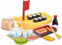 Wholesalers of Totally Tiny Cook-n-serve - Sushi Dinner toys image 2