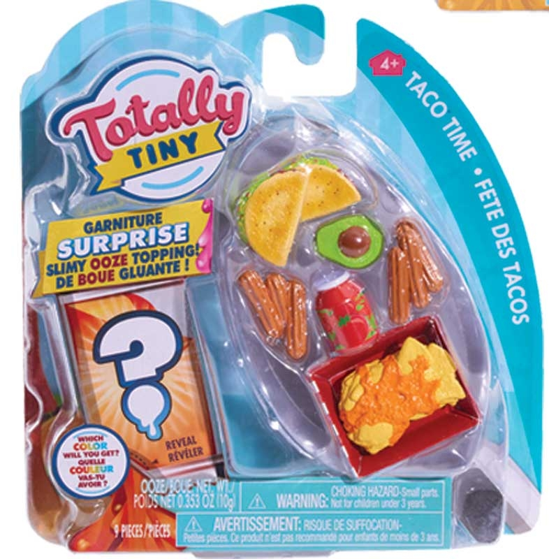 Wholesalers of Totally Tiny Fun With Food Sets Asst toys