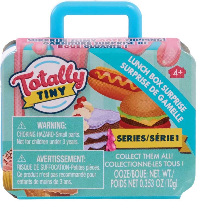 Wholesalers of Totally Tiny Lunch Box Blind Box toys