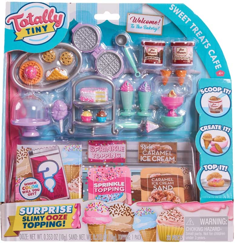 Wholesalers of Totally Tiny Sweet Treats Cafe toys