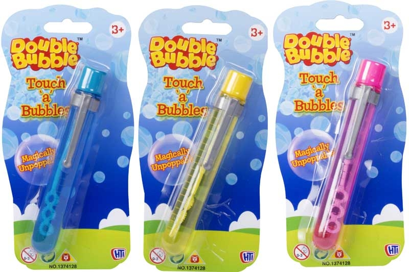 Wholesalers of Touch -a -bubbles toys