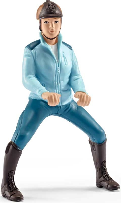 Wholesalers of Schleich Tournament Rider, Turquoise toys