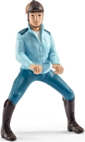Wholesalers of Schleich Tournament Rider, Turquoise toys image