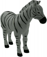 Wholesalers of Toy Animals - Zoey Zebra toys image