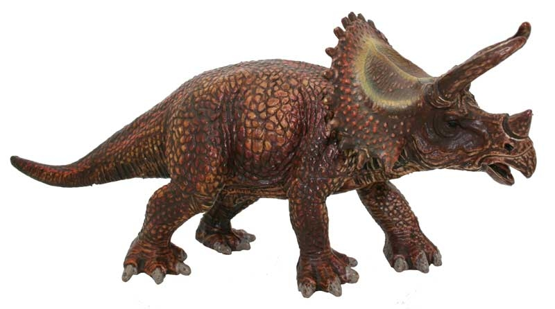 Wholesalers of Toy Dinosaurs - Tom Triceratops toys