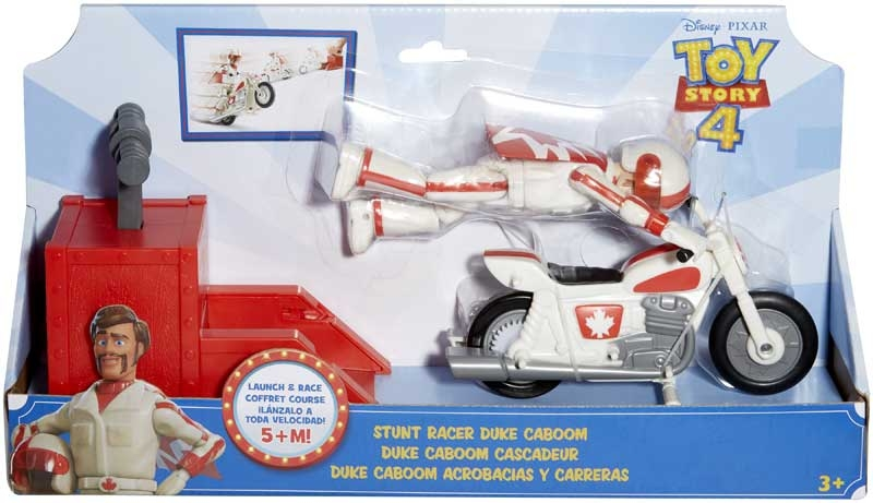 Wholesalers of Toy Story 4 7 Inch Canuck & Boom Boom Bike Figure toys