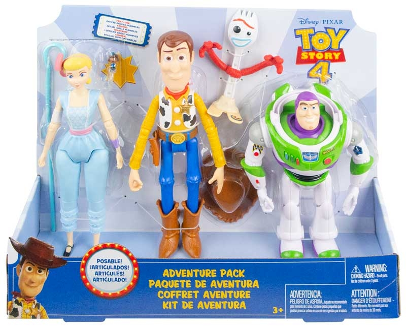 Wholesalers of Toy Story 4 7 Inch Figure toys