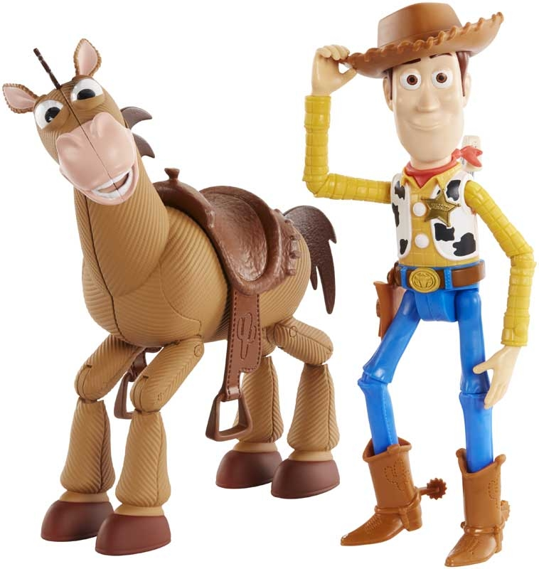 Wholesalers of Toy Story 4 7 Inch Woody & Bullseye Gift Pack toys