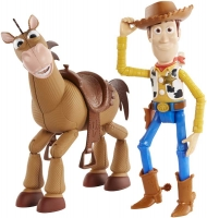Wholesalers of Toy Story 4 7 Inch Woody & Bullseye Gift Pack toys image