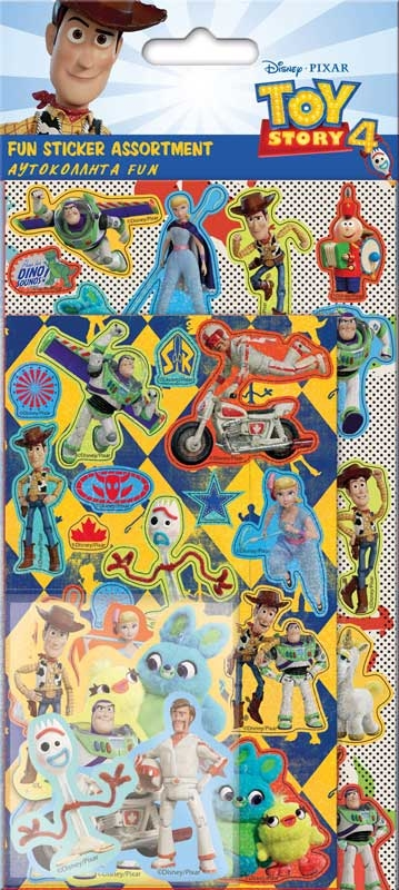 Wholesalers of Toy Story 4 Assortment toys