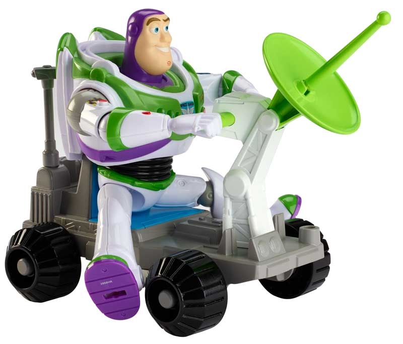 Wholesalers of Toy Story 4 Buzz Space Command Playset toys