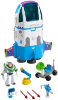 Wholesalers of Toy Story 4 Buzz Space Command Playset toys image 4