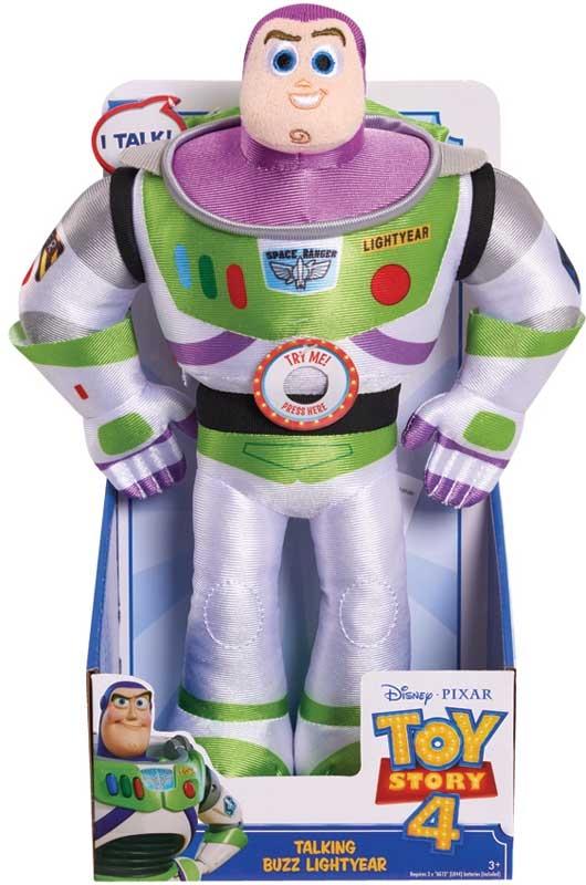 Wholesalers of Toy Story 4 Buzz Talking Plush toys