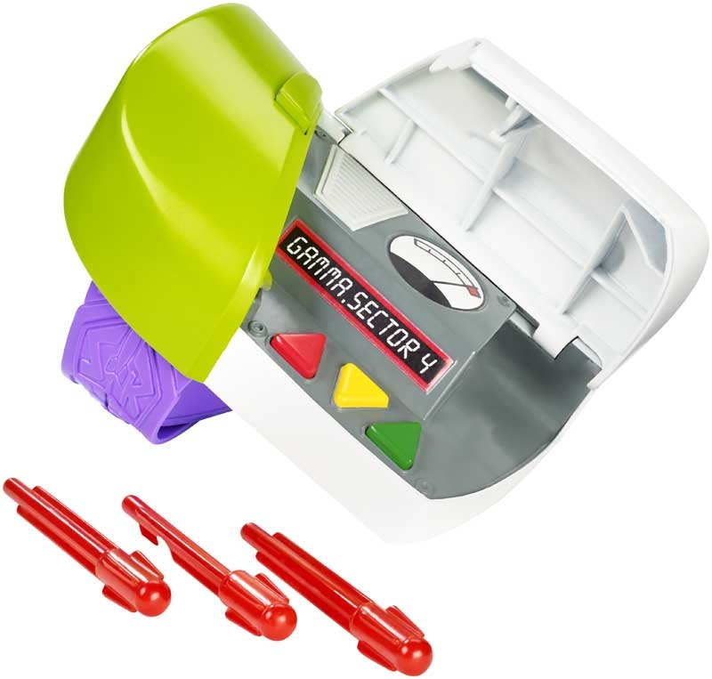 Wholesalers of Toy Story 4 Buzz Wrist Blaster toys