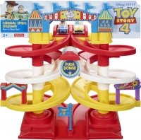 Wholesalers of Toy Story 4 Carnival Spiral Speedway Playset toys image