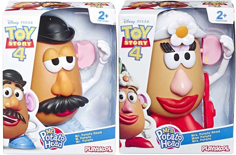 Wholesalers of Toy Story 4 Classic Mr Mrs Ast toys