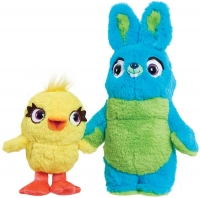 Wholesalers of Toy Story 4 Ducky Bunny Talking Plush toys image 2