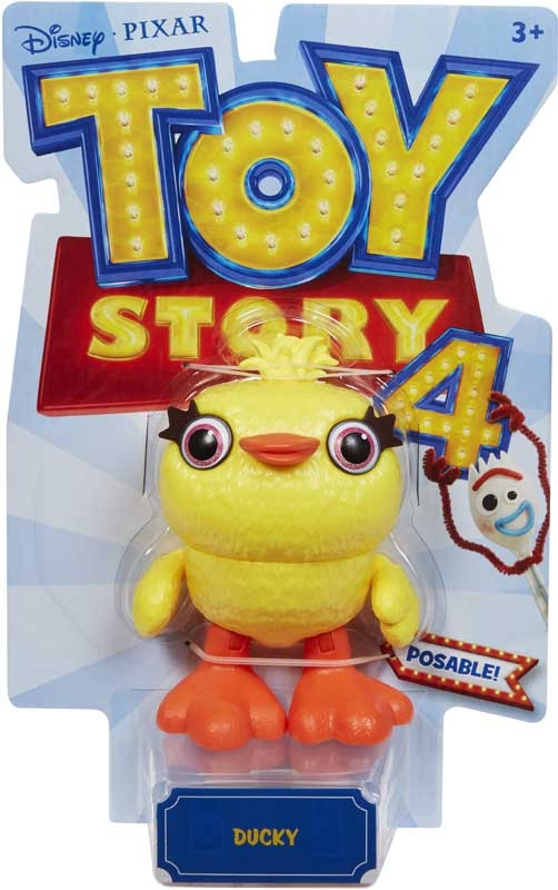 Wholesalers of Toy Story 4 Ducky Figure toys