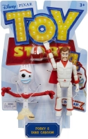 Wholesalers of Toy Story 4 Forky & Duke Caboom Figure toys image