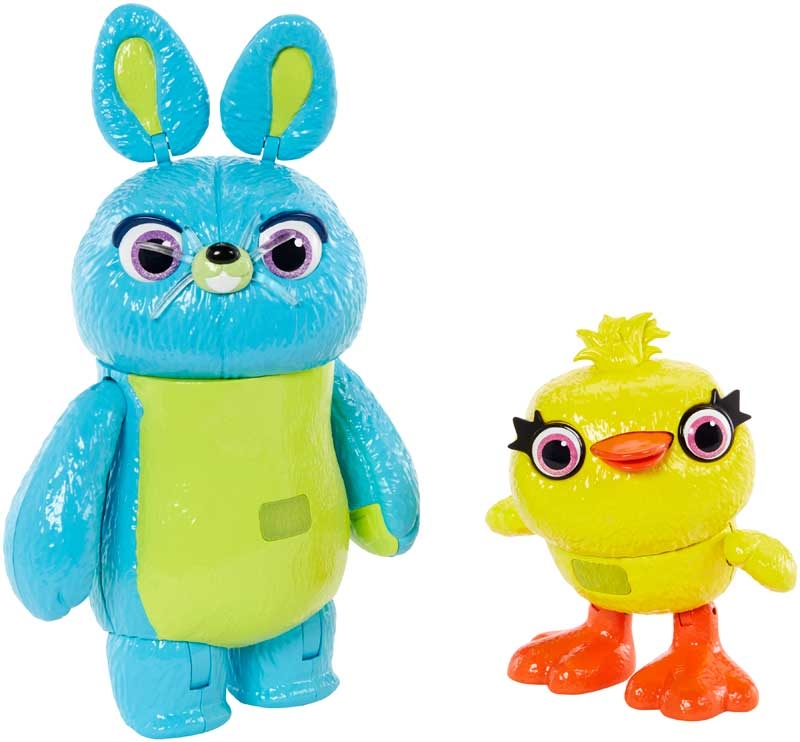 Wholesalers of Toy Story 4 Furry & Feathers Interactive 2 Pack toys