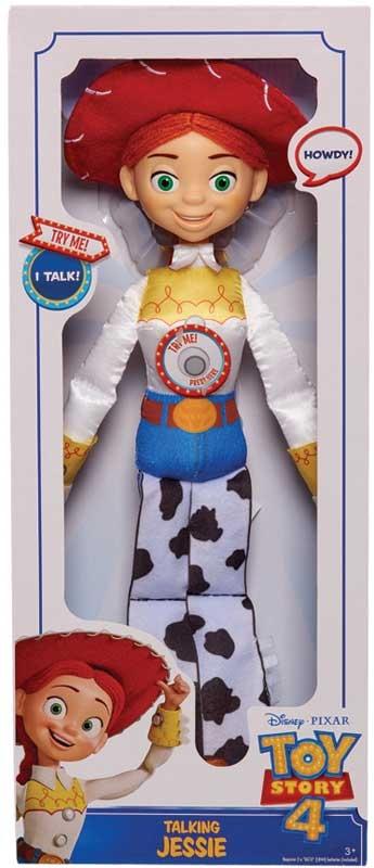 Wholesalers of Toy Story 4 Large Talking Plush - Jessie toys