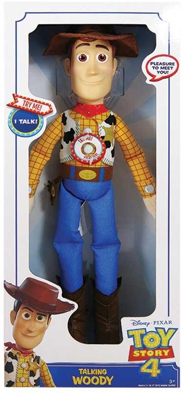 Wholesalers of Toy Story 4 Large Talking Plush - Woody toys