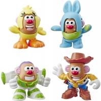 Wholesalers of Toy Story 4 Mr Potato Head Mini 4 Pk toys image 2